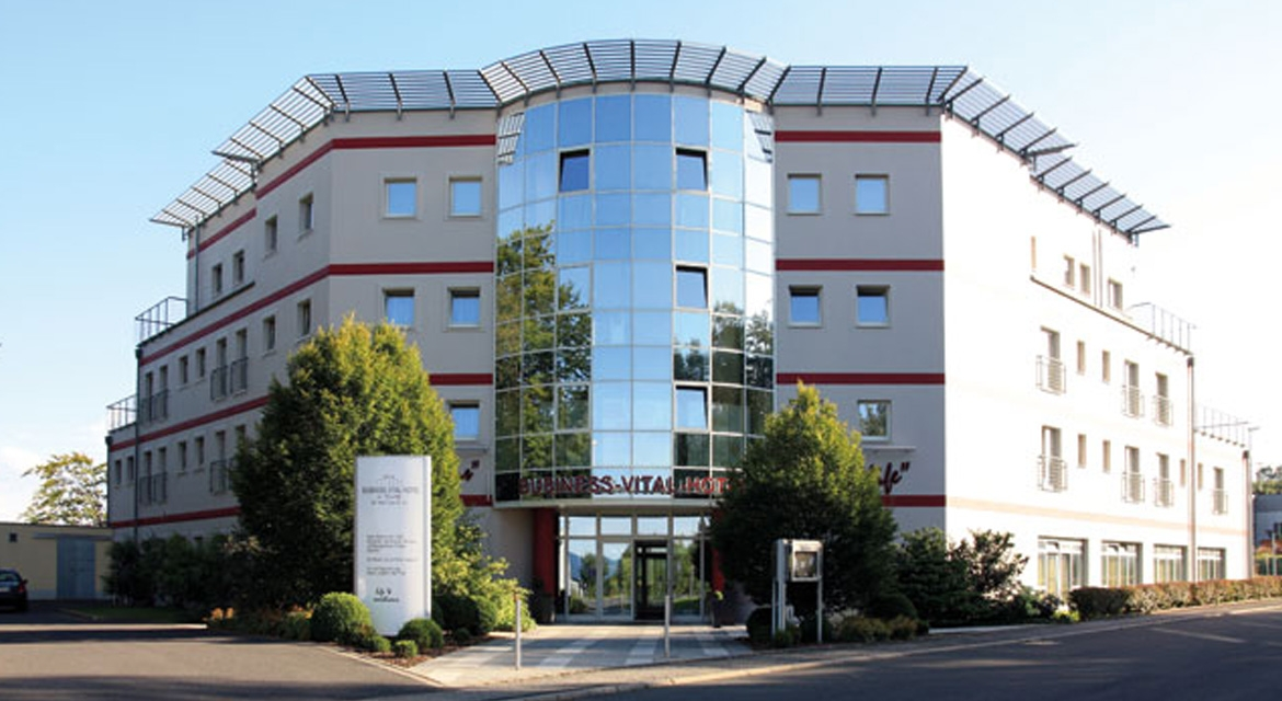 Business-Vital-Hotel am Rennsteig